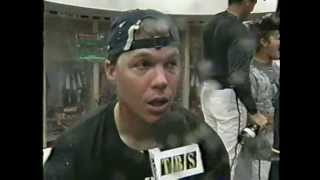 Atlanta Braves 2001 celebration & season review
