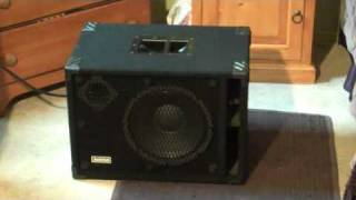 Avatar B112 Bass Speaker Cabinet