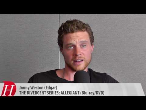 Jonny Weston Talks THE DIVERGENT SERIES: ALLEGIANT