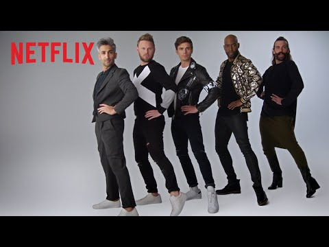 Assista o Trailer da Terceira Temporada de QUEER EYE da Netflix
