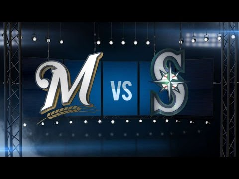 8/20/16: Felix, Zunino lead Mariners to victory