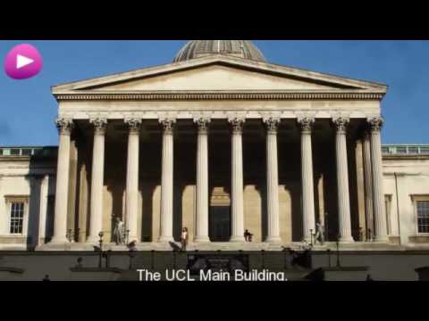 University College London Wikipedia travel guide video. Created by http://stupeflix.com