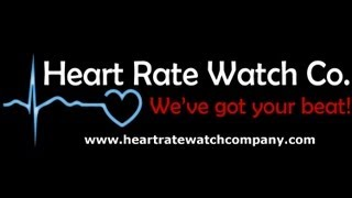 Welcome To The Heart Rate Watch Company Youtube Channel