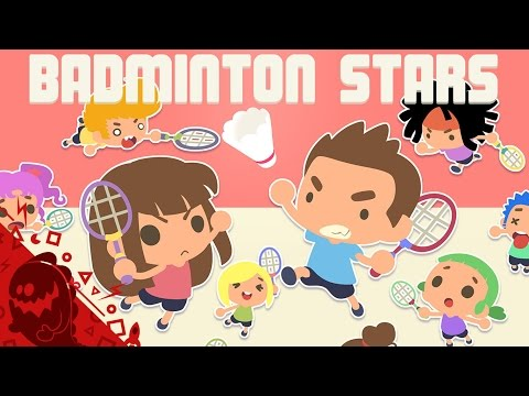[Free Games] Badminton Stars - Android Gameplay