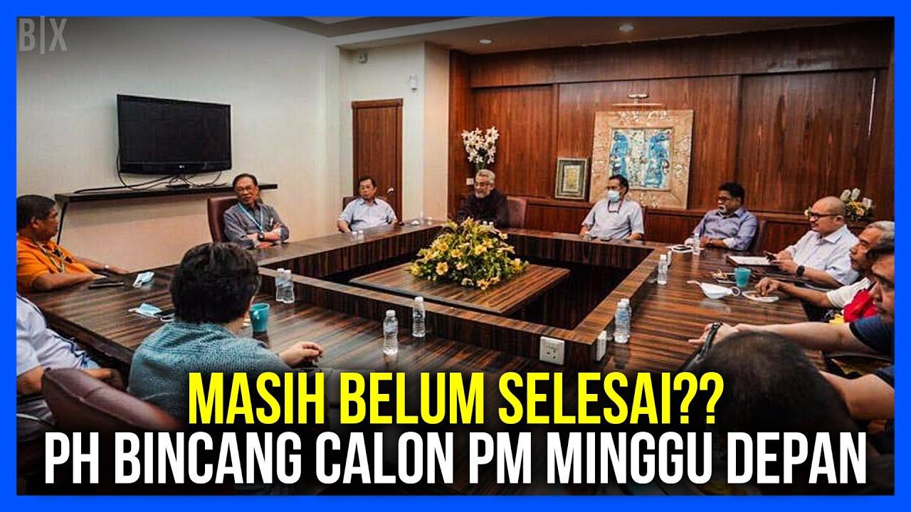 PEMILIHAN CALON PM HARAPAN MASIH BELUM SELESAI??