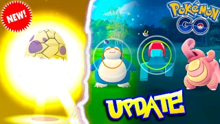 NEW HATCHES IN POKEMON GO! + CRAZY WILD POKEMON FINDS AND UPDATE FARMING!