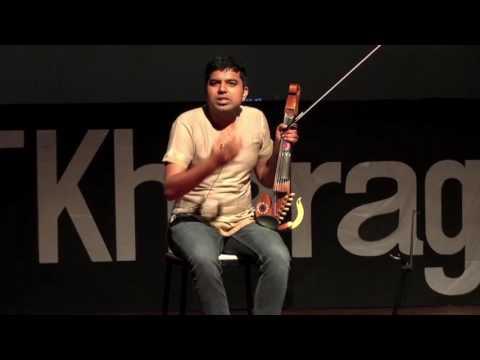 The soul inside fusion music | Karthick Iyer | TEDxIITKharagpur