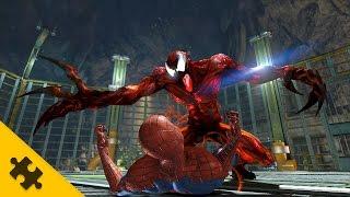 Человек-Паук новая игра и кто же там ЗЛОДЕЙ?