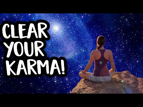 Karma Cleanse and Spiritual Karmic Clearing- Energy Healing Channeled Angel Message