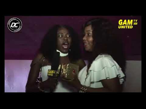 GAM UNITED TV SHOW -ALL WHITE PARTY BREMEN GLEIS 9