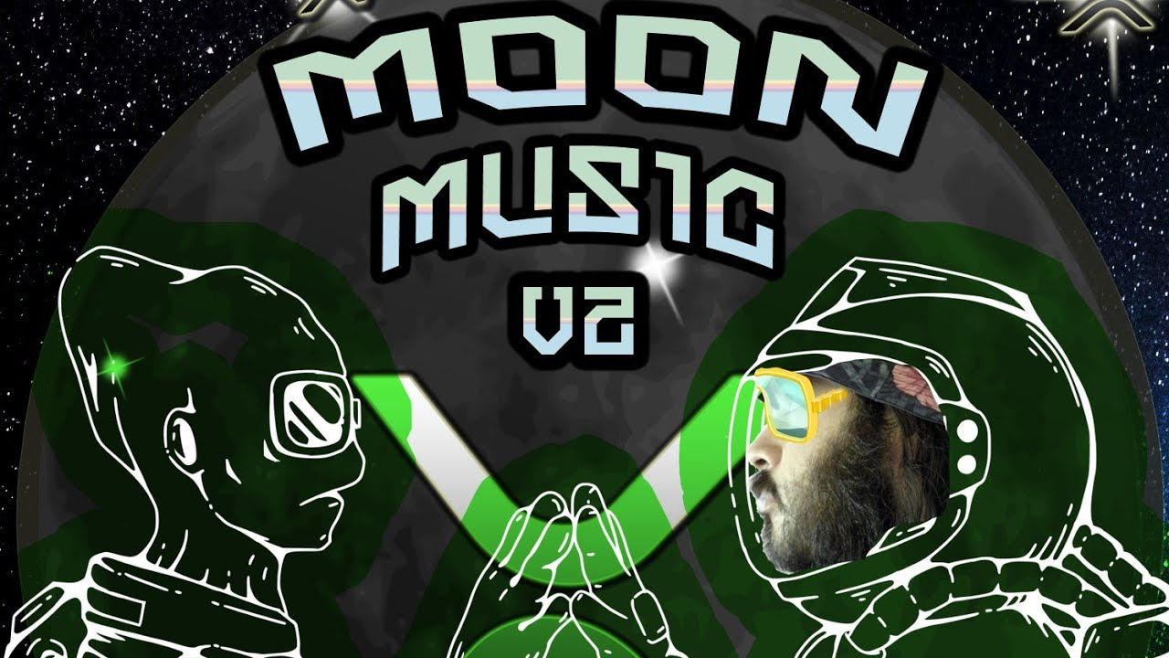 MOON MUSIC V2 (Out Now) #xrp #xrp music