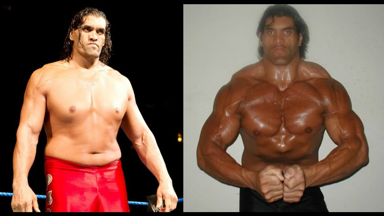 The great khali was a bodybuilder before the wwe youtube the great khali was a bodybuilder before the wwe voltagebd Image collections