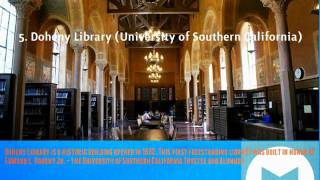The Most Beautiful University Libraries In The USA - by Essay-…