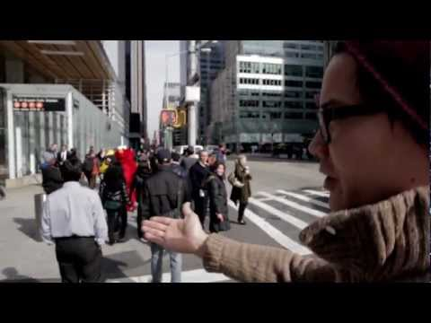 Jeff's Tour of Manhattan (Known as the Big Apple)