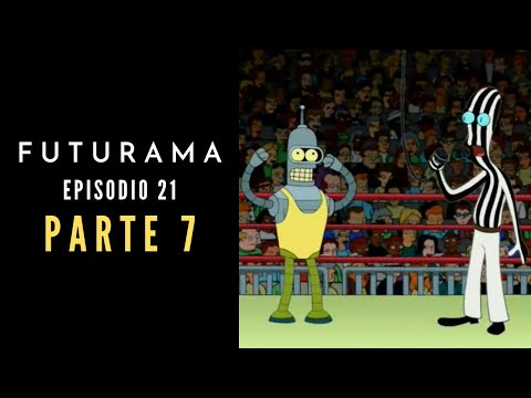 Muerte por snusnu (2-2) - Futurama Capitulos Completos from YouTube · Duration:  10 minutes 10 seconds