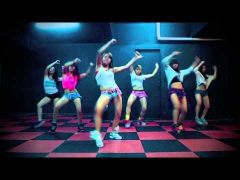 Ladies BE [Training] -- Reggae Dancehall by MOMOKO