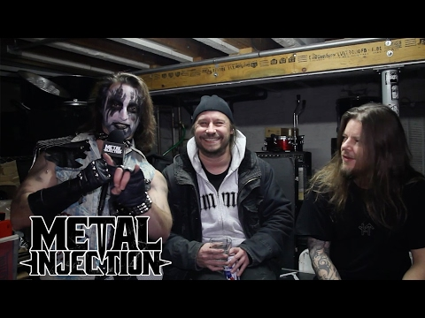 The NECROSEXUAL Presents: ENTOMBED AD Interview | Metal Injection