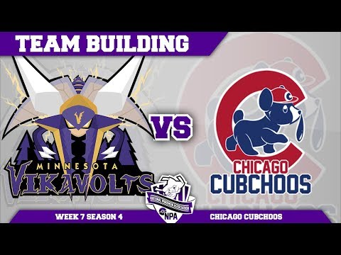 Minnesota Vikavolts Team Building NPA S4 W7: VS Chicago Cubchoos | Pokemon Ultra Sun and Moon