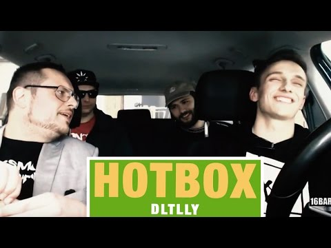Hotbox mit DLTLLY & Marvin Game | 4/20-Livestream-Special #5 | 16BARS.TV