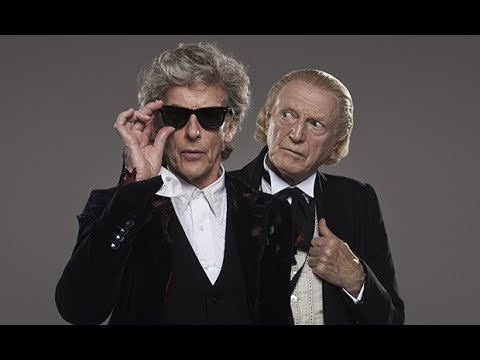 David Bradley returns as The 1st Doctor for Capaldi's Final Episode!