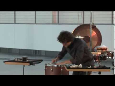 """Johannes Fischer """"AIR"""" for snare drum and accessories (2013)"""