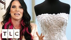 Kelly Nnishimoto Wants To Look Like A 'Fairy Bad Ass'  | Something Borrowed, Something New