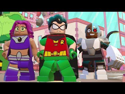 LEGO Dimensions - Teen Titans Go! Adventure World Free Roam
