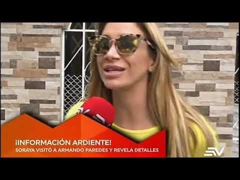 ¿Armando Paredes engañaba a su novia con su exnovia?