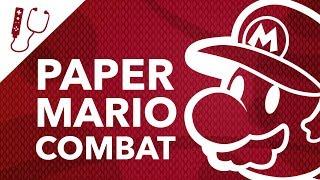 Paper Mario: Color Splash's Combat ~ Design Doc