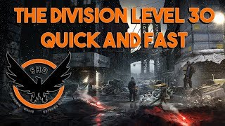 How To Hit Rank 30 In The Division QUICK !