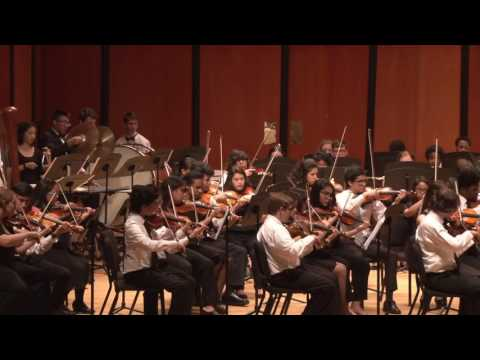AFA Symphony Orchestra performs