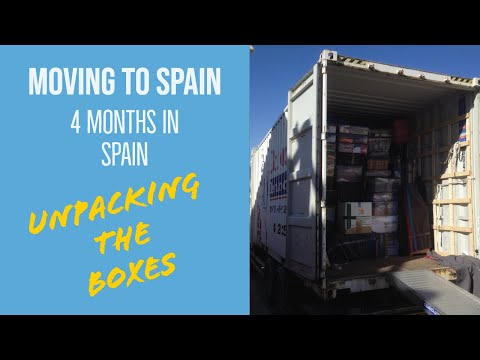 Living in Spain 4th Month