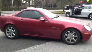2003 Mercedes-Benz SLK-Class - Tampa FL