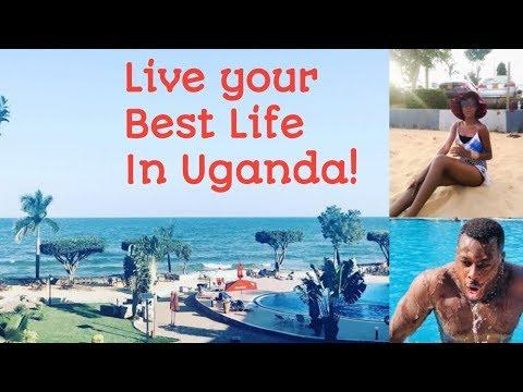 WHITE SAND BEACH/ PROTEA HOTEL | 2019| ENTEBBE | BEACH LIFE IN UGANDA