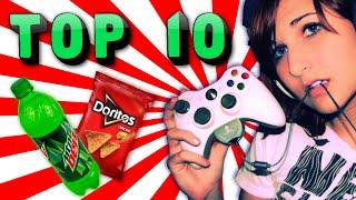 Best Gaming Snacks