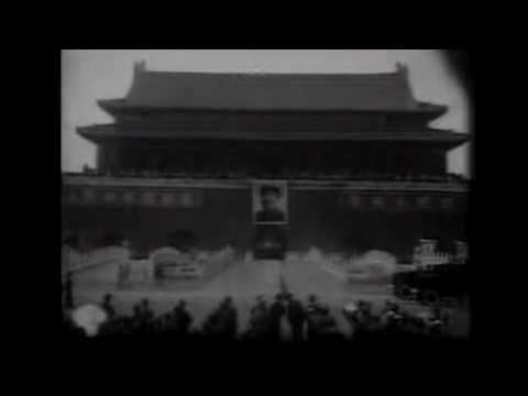 China 1st October 1949 National day parade 中华人民共和国 周年 60th PRC anniversary 2009