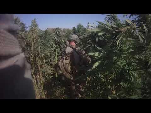 Kilo 3/5 1st Platoon Fight Through Taliban Ambush In Sangin, Afghanistan