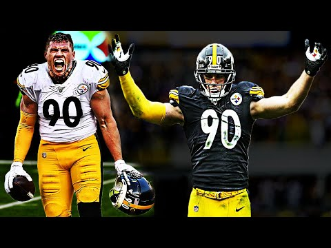 Scariest Defensive Player in the NFL - T.J. Watt ᴴᴰ