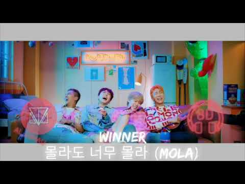 WINNER - 몰라도 너무 몰라 (MOLA) [ 8D USE HEADPHONE ]