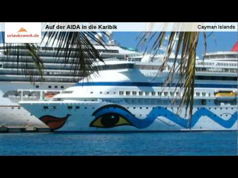 Auf der AIDA in die Karibik, Cayman Islands, Grand Cayman, Kaiman-Inseln
