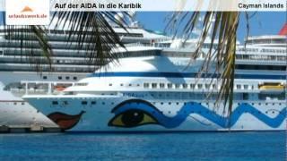 Auf der AIDA in die Karibik, Cayman Islands, Grand Cayman, Kaiman-Inseln