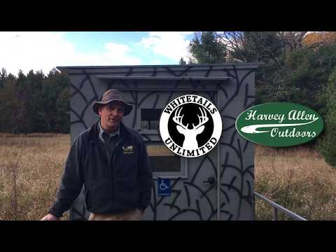 Wheelchair Accessible Hunting Blinds - Giving Everyone Access To Enjoying The Outdoors