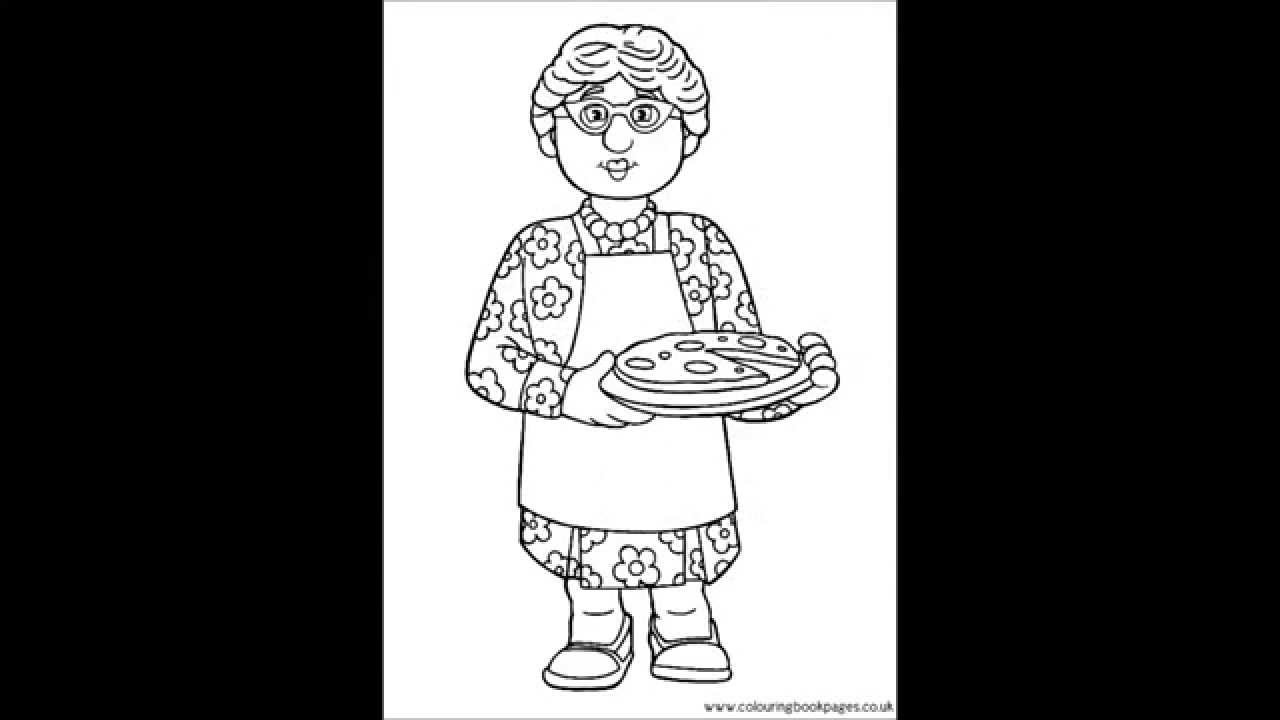 Sam The Fireman Coloring Pages Colouring Pages Fireman Sam Foto ...   720x1280