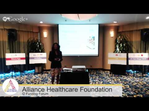 Alliance Healthcare Foundation l2 Funding Forum (Pt. 2)