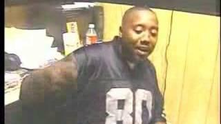 Lil Boosie in studio vs Big Poppa Freestyle