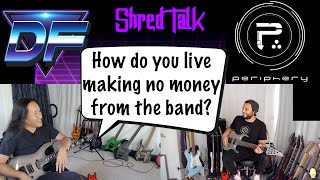 How to Make a Living Playing Heavy Metal with Herman Li DragonForce & Misha Mansoor Periphery