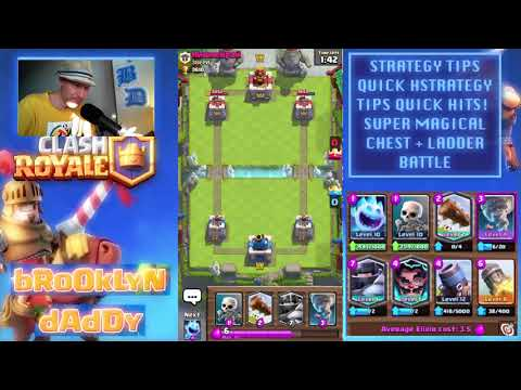 STRATEGY TIPS QUICK HITS!  SUPER MAGICAL CHEST + LADDER BATTLE