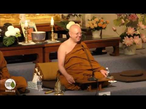 How to deal with blame and criticism | Ajahn Brahm | 18 Nov 2016