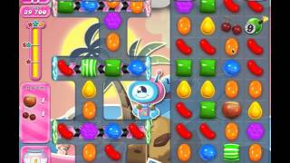 Candy Crush Level 1541 (no boosters, 3 stars)