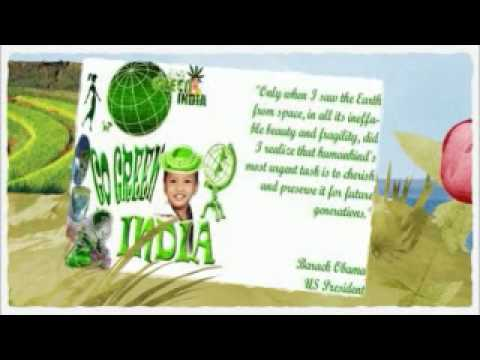 Go Green Quotes